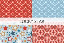 Riley Blake Lucky Star Collection
