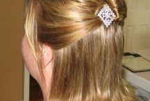 Wedding Hairstyles for Mum and Aunts