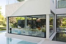 Modern design houses
