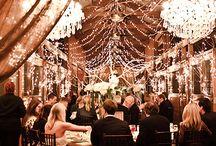salle mariage thème pierres précieuses