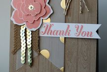 Stampin Up 2014 Occasions and Sale-a-bration / by Deborah Newman
