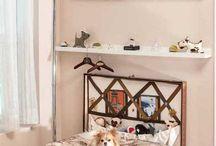 Eski Eşyalar ile Köpek Köşesi Dekorasyonu / Eski Eşyalar ile Köpek Köşesi Dekorasyonu http://www.dekordiyon.com/eski-esyalar-ile-kopek-kosesi-dekorasyonu/ #KöpekKöşesiDekorasyonu