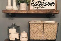 DIY - Home Bathroom