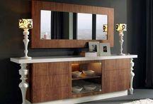 decoracion muebles de comedor  bife