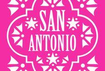 San Antonio, TX / Lots about San Antonio, TX: eat, drink, do, local vendors, community calendar, etc!
