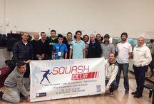 Prado squash / le squash