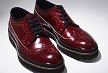 Men's Shoes / by Chuck Hand