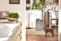 Project: Spanish Farmhouse Kitchen
