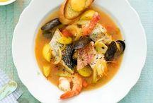 Food pic - bouillabaisse