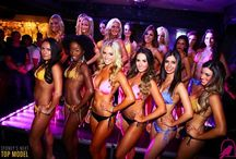 SYDNEY'S NEXT TOP MODEL / We loved being a sponsor of the SNTM!  Here is some of the girls looking AMAZING in their Neyku Cheeky Bikinis in the Finals! What a night!