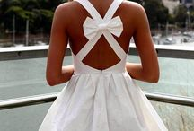 Short White Dresses / Short White Dresses
