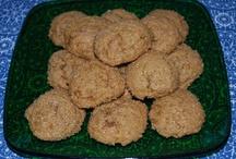 Dessert - Cookies Печенье - Пряники / Cookie recipes in English and Russian