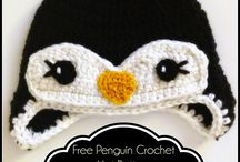 penguins / by Nikki Lynch-Ratliff