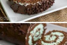 cake rolls