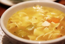 Soups / by Kay Currier-Keiner