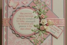 Sympathy and Get Well Cards / by Lisa Mendoza