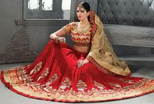 Designer High-end Lehenga Choli available from JJ's CLOSET Online Store