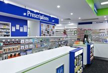 Pharmacy, Aged Care & Medical Centres – Design & Fitout / JBM Projects specialise in full concept design, design drawings, joinery manufacture and fitouts of Pharmacies, Aged Care & Medical Centres. View more at http://jbm.ignitionmedia.info/jbm-project-gallery/