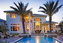 Homes: The South / Toll Brothers homes in Florida, North Carolina, South Carolina, and Texas.