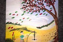 Eri's Paintings &Decorations