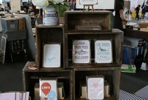 Displays/Craft Booth