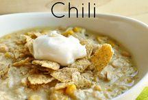 FOOD- Soup & Chili