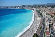 Nice France / Top sites in Nice France on the French Riviera