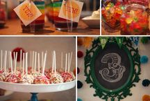 Kids' Birthday Party / Making your kiddo's day the best ever!