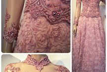 Party kebaya dress