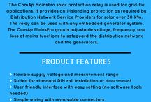ComAp MainsPro   MainsPro   Solar Protection Relay