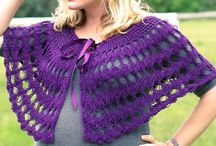 Crochet Autumn/Winter - Crochê Outono/Inverno
