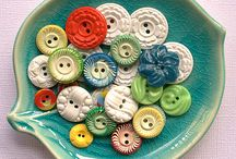 Buttons / by Cindy Wysocki