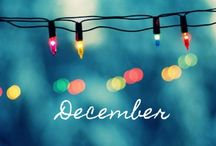 Christmas Time / All things Christmas and winter.