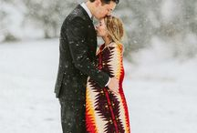 Winter weddigs photo