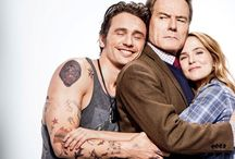 Why him? (2016) / A holiday gathering threatens to go off the rails when Ned Fleming realizes that his daughter's Silicon Valley millionaire boyfriend is about to pop the question. Staring: James Franco, Bryan Cranston, Zoey Deutch, Megan Mullally, Keegan-Michael Key, Griffin Gluck, Andrew Rannells, Casey Wilson, Zack Pearlman, Steve Aoki, Jee Young Han, Cedric the Entertainer, Kaley Cuoco, Adam DeVine, Elon Musk, Gene Simmons, Mary Pat Gleason, Paul Stanley...
