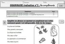 évaluations CM1