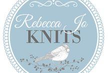 Rebecca Jo Knits Etsy Store