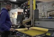 Videos on Design and CNC services / Our Multicam 3000 Flat Bed CNC is one of the best computer controlled cutting machines available, and with our experienced operators, can handle the most exacting tasks with ease. We can design your product and produce a CAD drawing which can then be converted to the output code necessary to cut your prototype design precisely. Or you can simply send us your own CAD and we will do the rest.