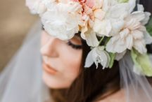 Flower halo / by Linda Nguyen