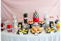 Party Time, Excellent! / Directions, how-to, items, themes, ideas for parties and events.  / by EMily Hamilton