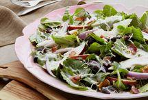 Salad Samplin' / by D'Arcy Montalvo