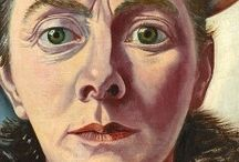 Portre Yağlı boya