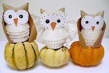 Who knew-I love owls / by Barbara