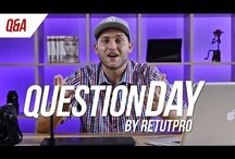 Question & Answer Days - Retutpro.com / In these episodes we discuss and answer all your questions about photography & retouching ! Find more of us on http://www.retutpro.com