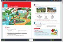 4º Lengua Unidades Didácticas / Material complementario para el desarrollo de las Unidades Didácticas de Lengua Española de 4º Nivel de Educación Primaria. Juegos, actividades interactivas y materiales didácticos.