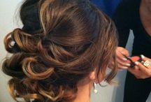 Hair wedding