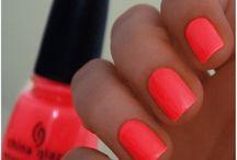 Nails/feet