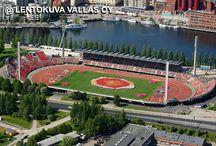 Tampere ilmasta / Ilmakuvia Tampereelta, aerial photos from Tampere