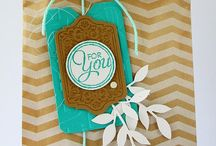 Stampin' Up! - Tags