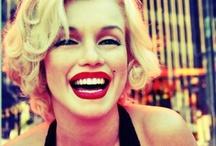 Marilyn Monroe / All things Marilyn.  / by Claudia Brewer